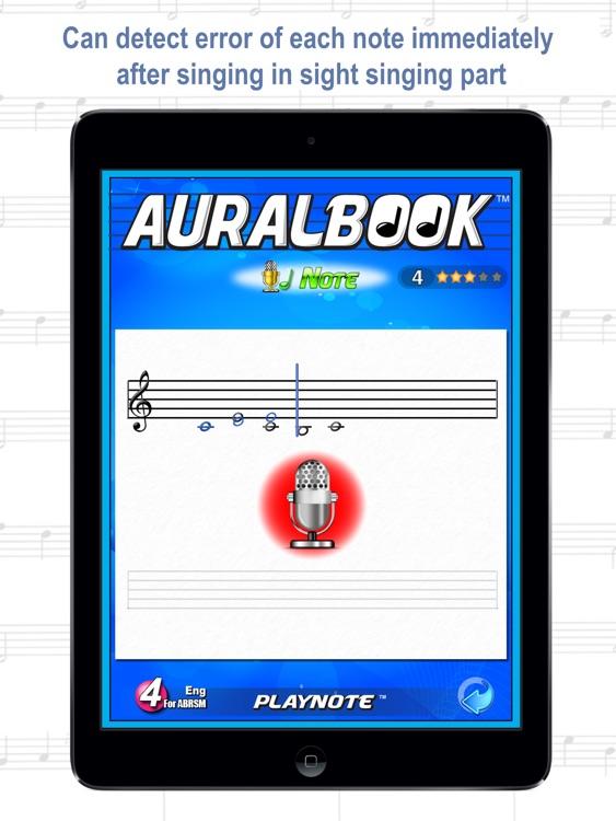 AURALBOOK for ABRSM Grade 4 HD