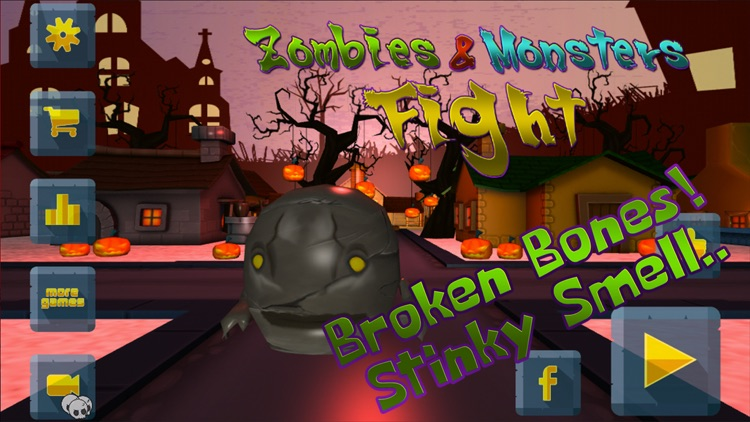 Zombies vs Monsters Fight 2018