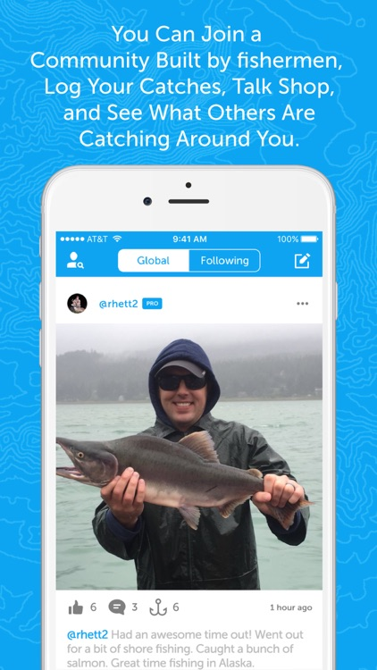 FishWise: Fishing Apps Fishing Forecasts & Spots screenshot-1