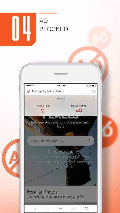 UC Browser - fast browsing, powerful ad-block screenshot-3