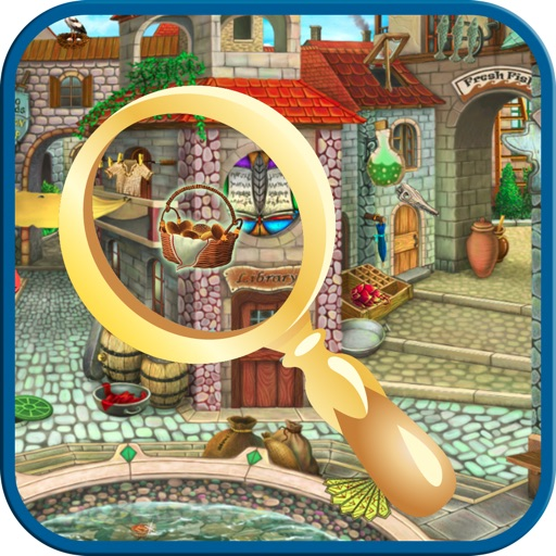 Hidden Object Village: Find the Mystery Object