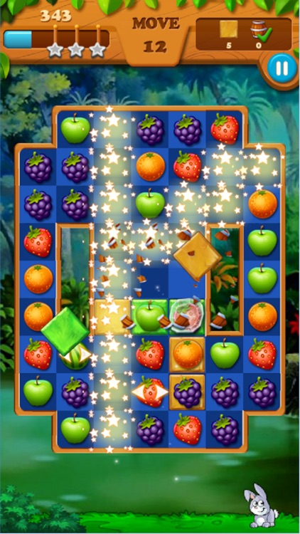 Fruits Legend - Match 3 Splash Game