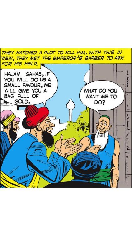 Birbal The Wise - Amar Chitra Katha Comics