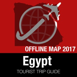 Egypt Tourist Guide + Offline Map