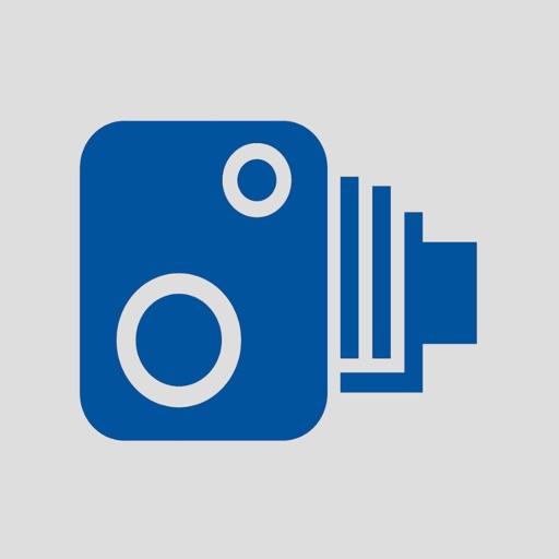 Антирадар камер гибдд - радар детектор app logo