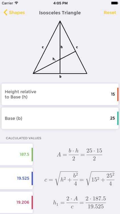 Mageometry 2D - Plane Geometry Solver