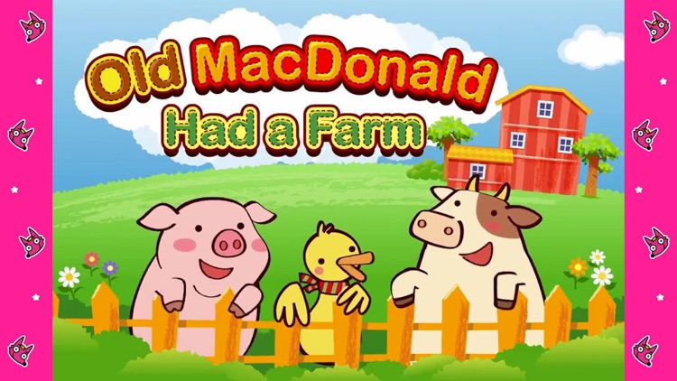 Old MacDonald for kids
