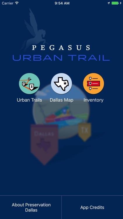 Pegasus Urban Trails