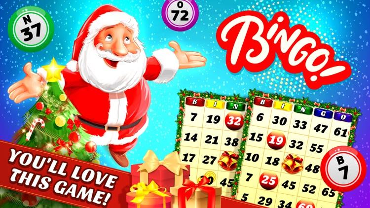 Bingo Holiday Christmas 2018