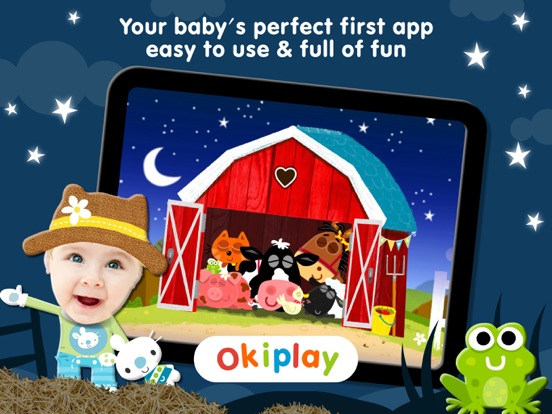 Peekaboo Farm Animals Barn Fun Screenshots