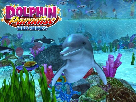 Dolphin Paradise - All Access на iPad