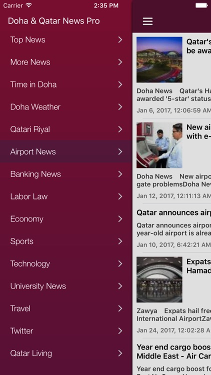 Doha News & Qatar Today Pro Edition