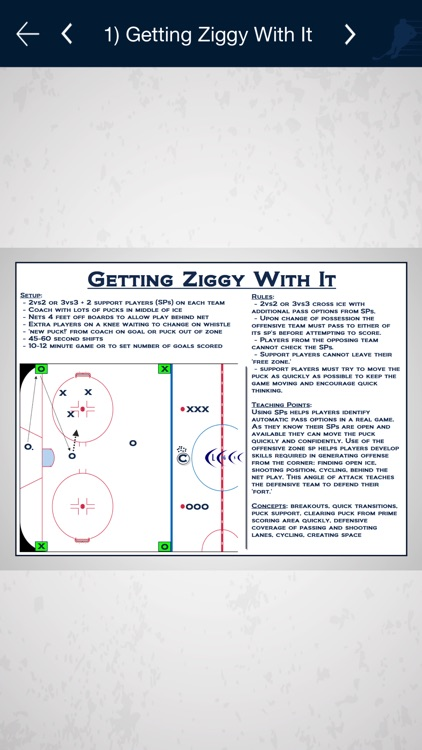 Hockey Drills 2 Lite: Small Area Games screenshot-3