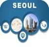 Seoul South Korea Offline City Maps Navigation