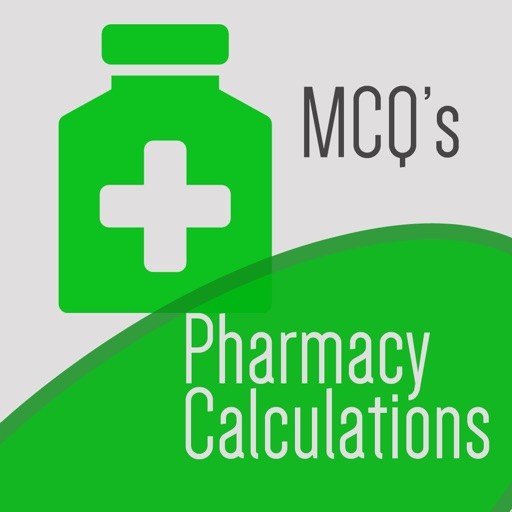 MCQ's in Pharmaceutical Calculations