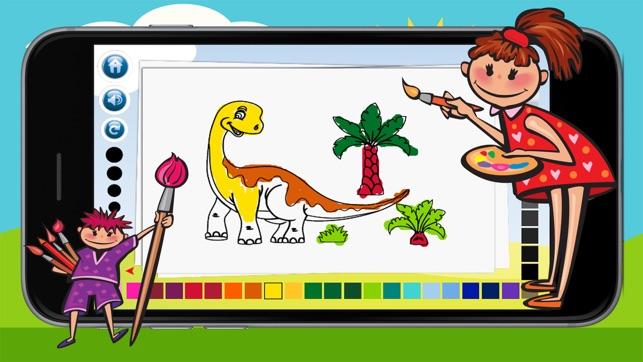 dinosaurier brachiosaurus ausmalbilder  malbild