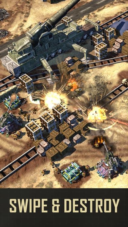War Commander: Rogue Assault screenshot-4