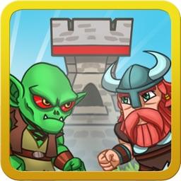 Heroes TD: Fantasy Wars