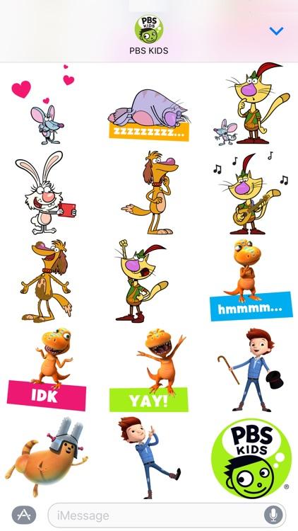 PBS KIDS Stickers screenshot-3