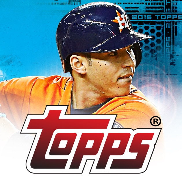 baseball card app