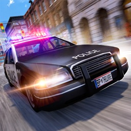 Cops Wars: Shooting Police Car