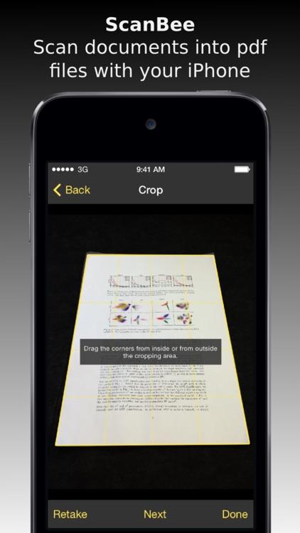 ScanBee - Scanner & copier screenshot-0