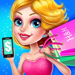 Mall Girl Shopping Day - Dress up Girl Games