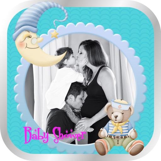 Baby Shower Photo Frames Pro iOS App