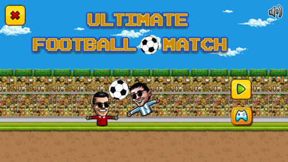 Ultimate Football Match screenshot one