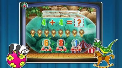 Animal Preschool! Circus- Educational app for kids screenshot three