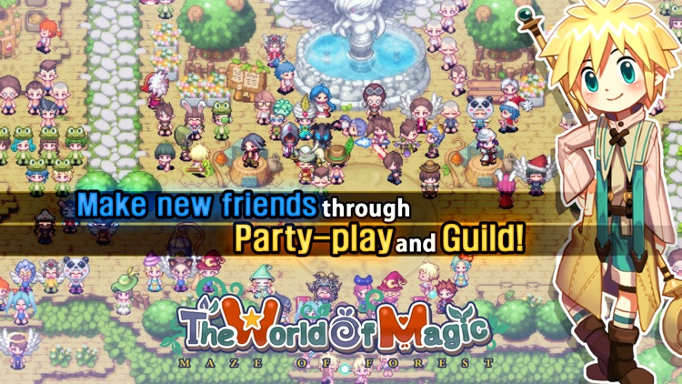 The World of Magic screenshot-3