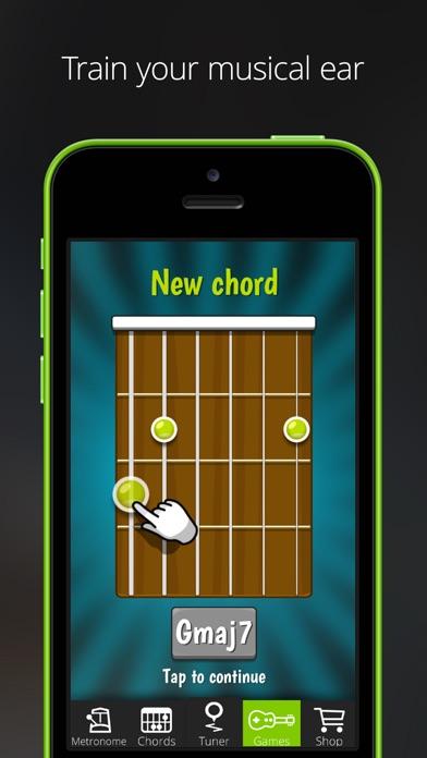GuitarTuna – Tuner for Guitar, Bass and Ukulele app image