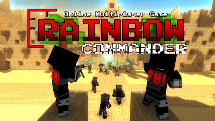 Rainbow Commander - Counter Terrorist Multiplayer