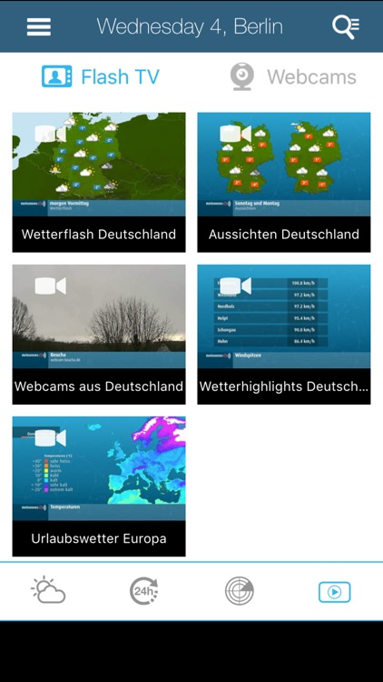 Weather for Germany screenshot-4