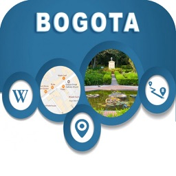 Bogota colombia Offline Map Navigation GUIDE