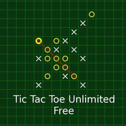 Tic Tac Toe Unlimited Free