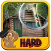 Cabin in the Woods Hidden Objects Game