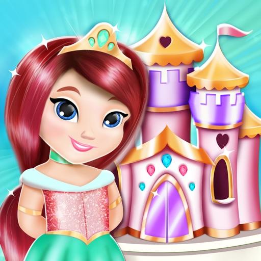 Princess Room Decoration Game – Dollhouse Designer