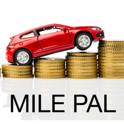 Mile Pal - Milage Log & Trip Expense Tracker Pro