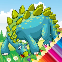 Dinosaur Coloring Best Books For Kids To Read Free 4