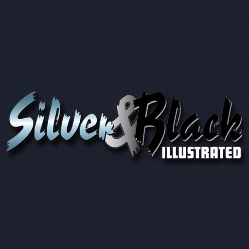 Silver & Black Illustrated icon
