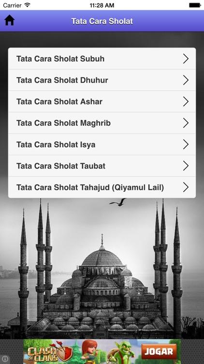 Tata Cara Sholat by CEM YOLOGLU