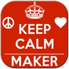 Keep Calm poster generator - make your own memes icon