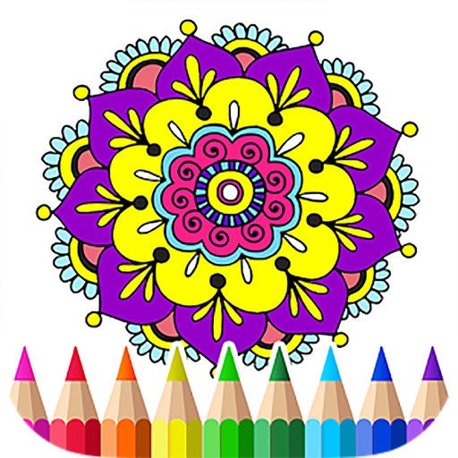 Recolor - Pigment Coloring Book For Adults
