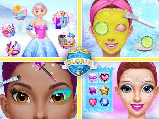 Princess Gloria Makeup Salon screenshot 10