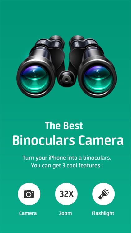 Binoculars Shooting Pro-Mega Zoom Camera