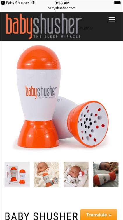 Baby Shusher screenshot-3