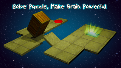 Bloxorz Rolling Block Puzzle screenshot 1