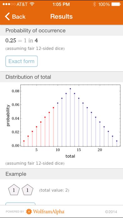 Wolfram Gaming Odds Reference Appのおすすめ画像4