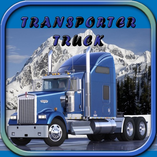Mountain Truck Transporting Helicopter - Simulator